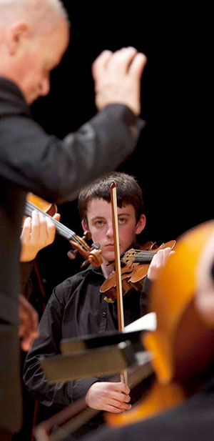 Feis Ceoil, Ireland's largest classical music competition. Supported by the RDS ©2020